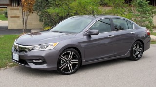 Honda Accord 2016 Sedan1