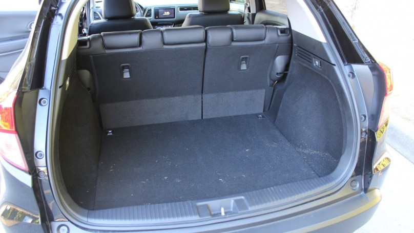 Honda HR-V cargo