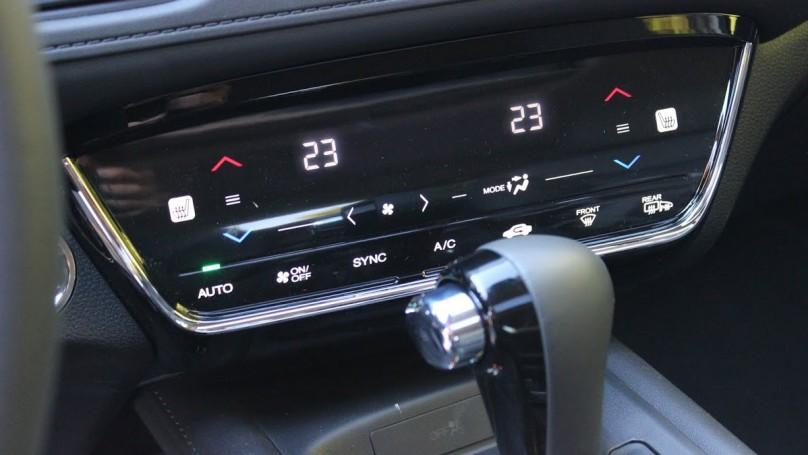 Honda HR-V entertainmant