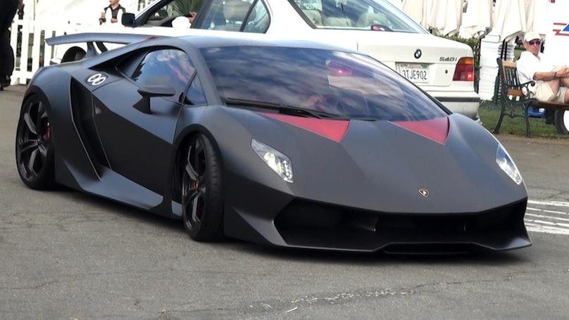 Lamborghini Sesto Elemento or Lamborghini Veneno