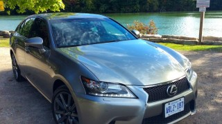Lexus GS 350 AWD main2