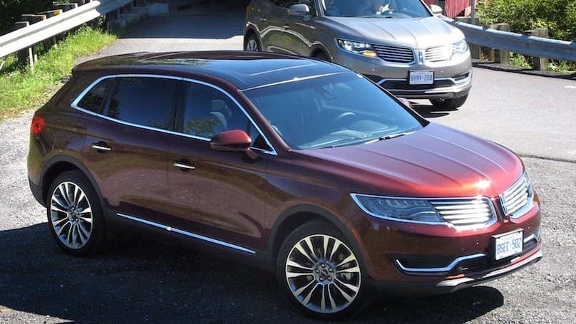 Lincoln MKX 2016-main vertical