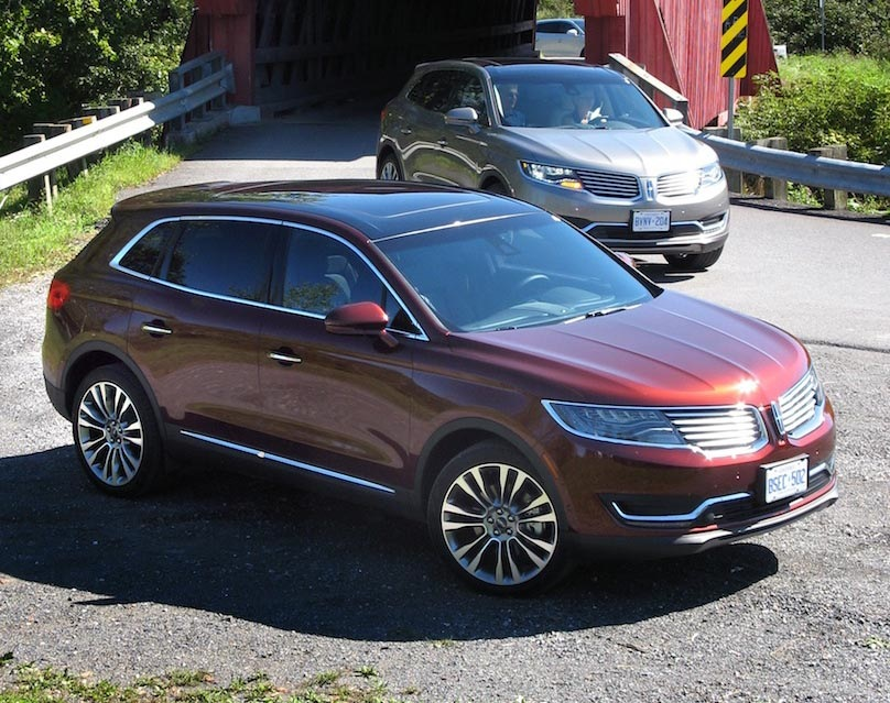 mkx lincoln information specs pictures