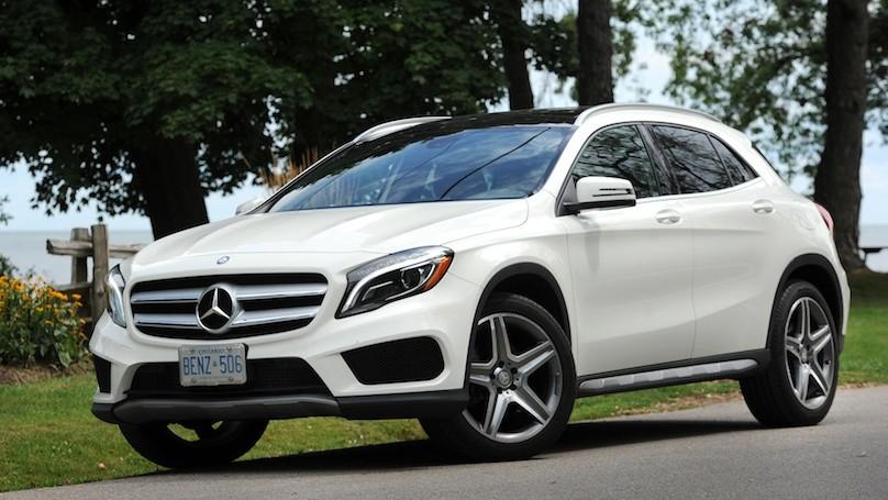 2015 mercedes benz gla 250 4matic review for Mercedes benz gla 250 4matic