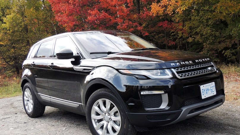 2016 Range Rover Evoque Hse Review Wheels Ca