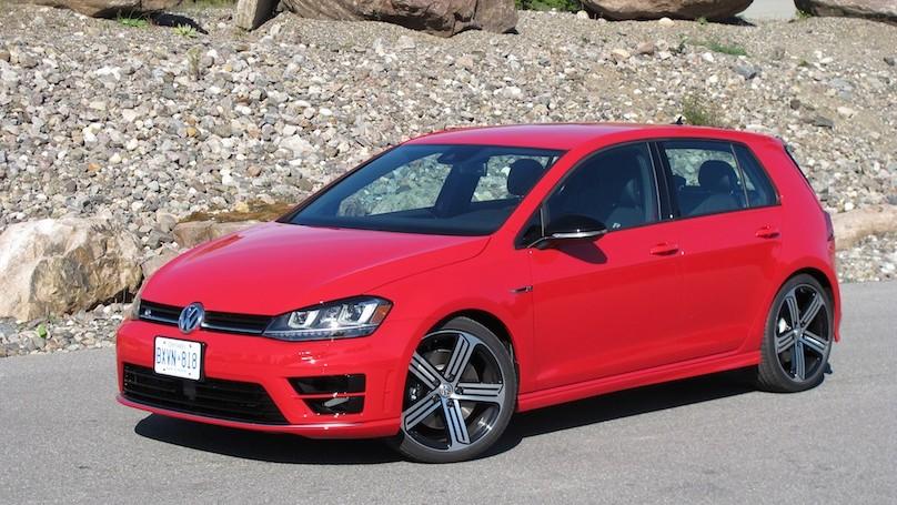 2016 Volkswagen Golf R Review Wheels Ca
