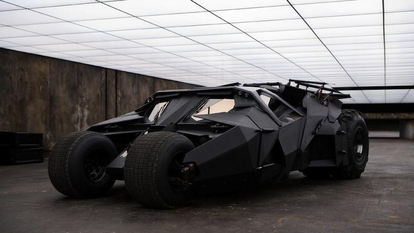 batman cars