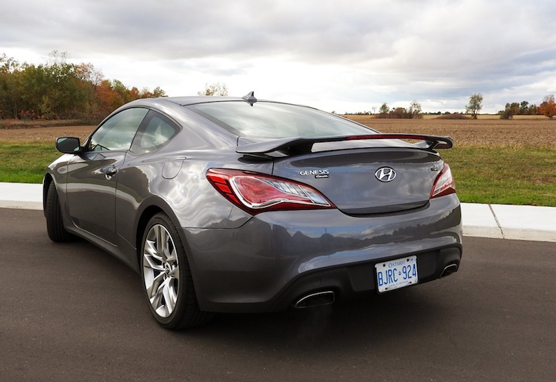2015 Hyundai Genesis Coupe R Spec Review Wheels Ca
