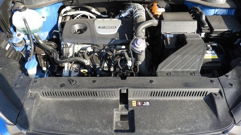 Hyundai Tucson 2016 engine