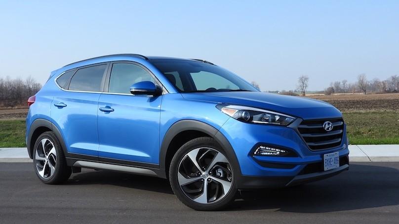 Hyundai Tucson 2016 main