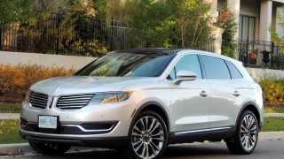 Lincoln MKX 2016 - main