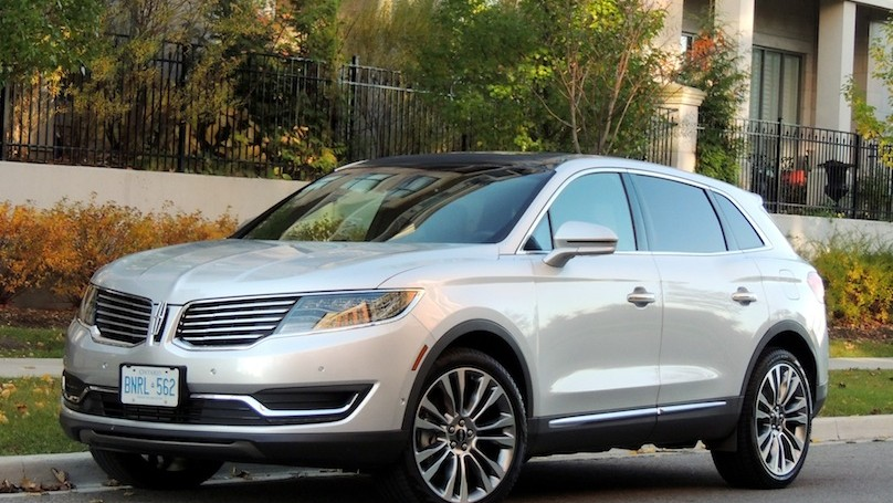Lincoln MKX 2016 - main