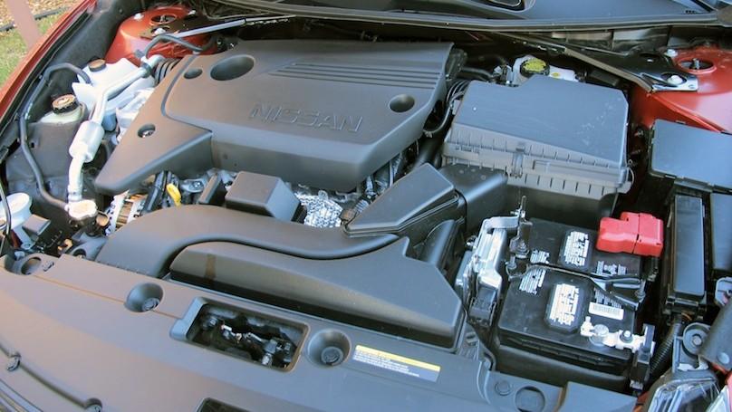 Nissan Altima 2016 engine