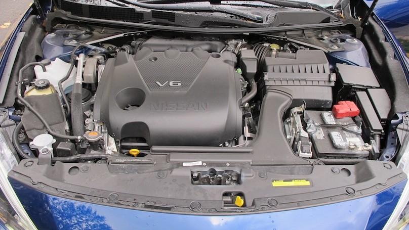 Nissan Mazima SR engine