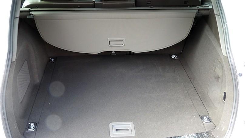 Porsche Cayenne S E-Hybrid cargo