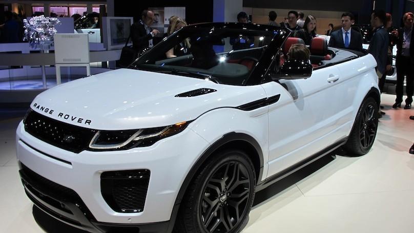 Range Rover Evoque Conv