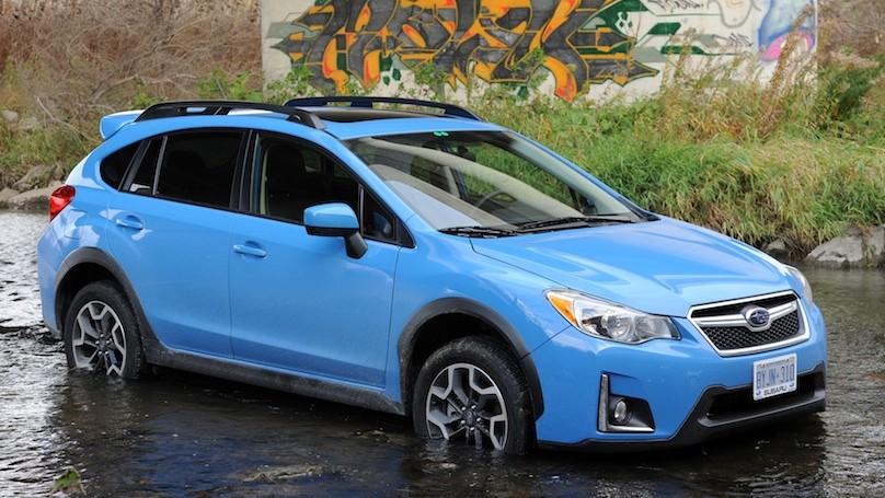 Subaru Crosstrek 2016-river1