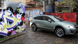 Subaru Crosstrek 2016-urban