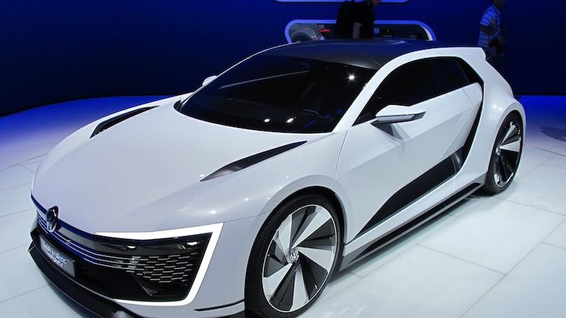 VW GTE concept