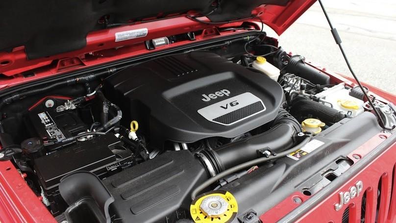 Wrangler engine