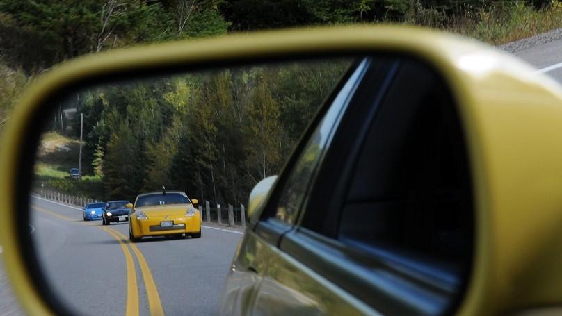JO Calabogie Road Trip - driving 3