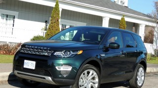 Land Rover Discovery Sport 2016 - main