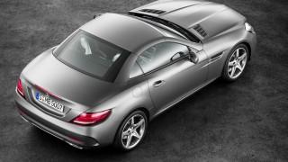 Mercedes-Benz SLC300