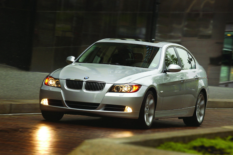 Secondhand: BMW 3 Series a lone champion with a straight-six engine