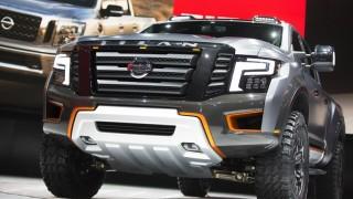 Detroit Auto Show 2016 Pickup