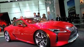 Lexus Eyeson award