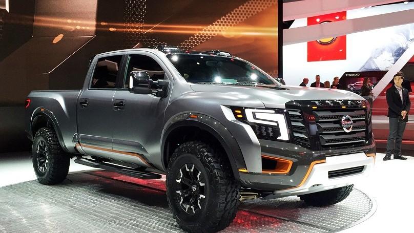 Nissan Titan Warrior Concept-main