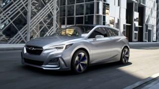 Subaru Canada Debuts Impreza 5-Door Concept