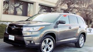Toyota Highlander Hybrid 2016-main