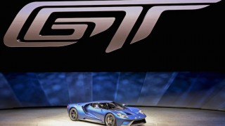 The North American International Auto Show is on at Cobo Hall in Detroit