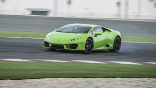 Kenzie Wheels - Lamborghini Huracan LP 580-2 gets a bit sideways