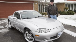 Eye Candy Car 2004 Mazda MX-5 Miata Owner Jim McLean