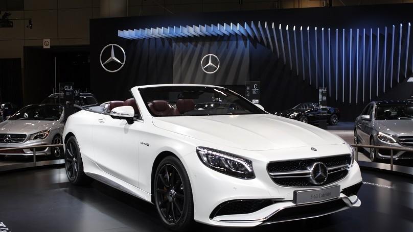 2016 CIAS AMG S63 Mercedes