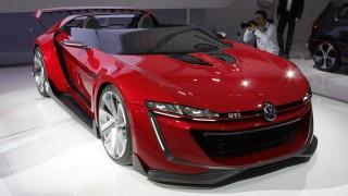 CIAS 2016 VW GTI Front