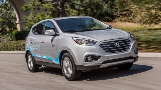 2016 Tucson Fuel Cell
