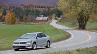 2016 Volkswagen Passat Front
