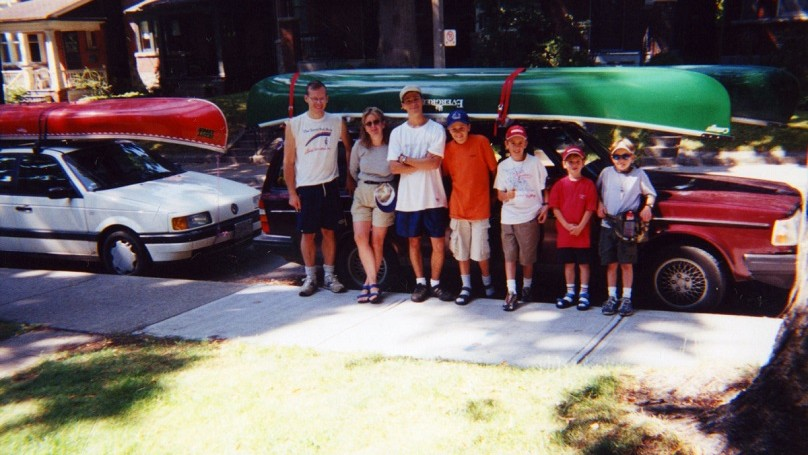 Eye Candy: 1993 Volvo 240 wagon – WHEELS ca