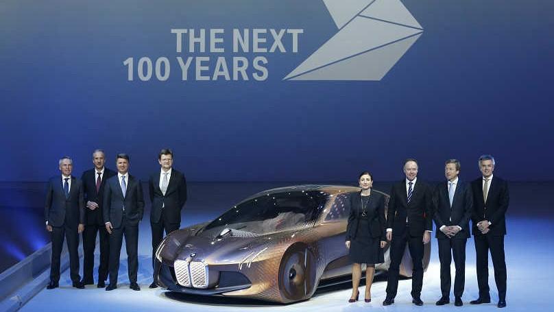 The Next 100 Years >> Bmw Looks Forward To The Next 100 Years Wheels Ca