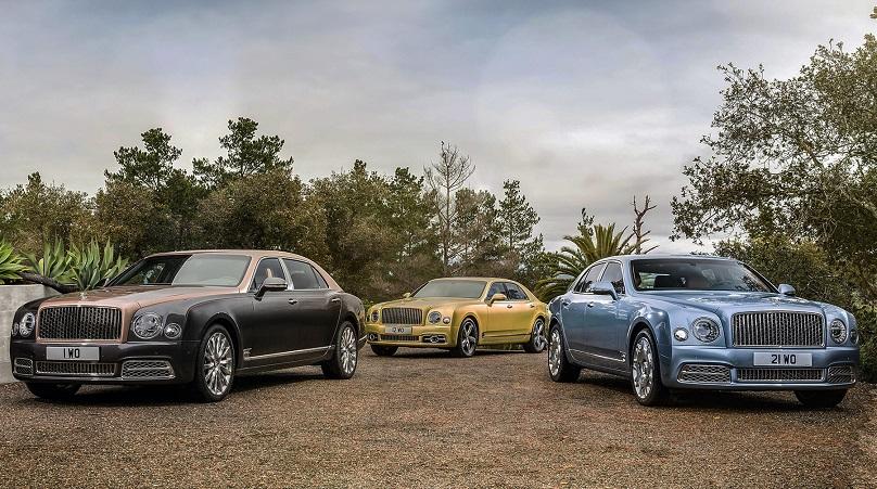 Bentley at Geneva