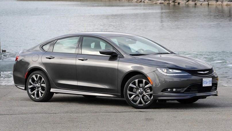 Chrysler 200S AWD-main