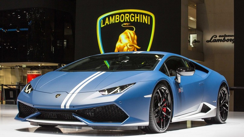 Lambo special edition
