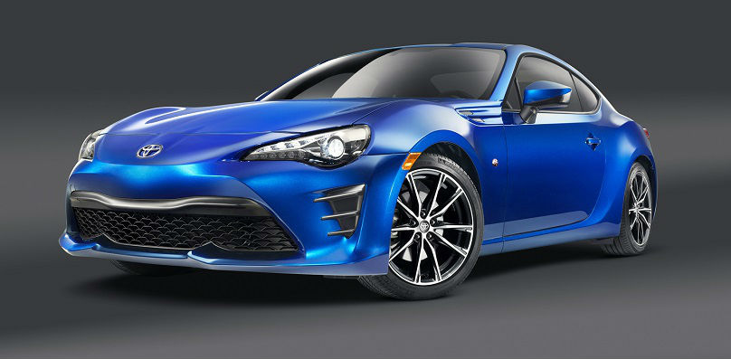 Scion FR-S now Toyota 86