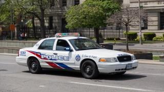 Metro Police Car