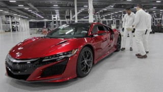 Acura NSX video