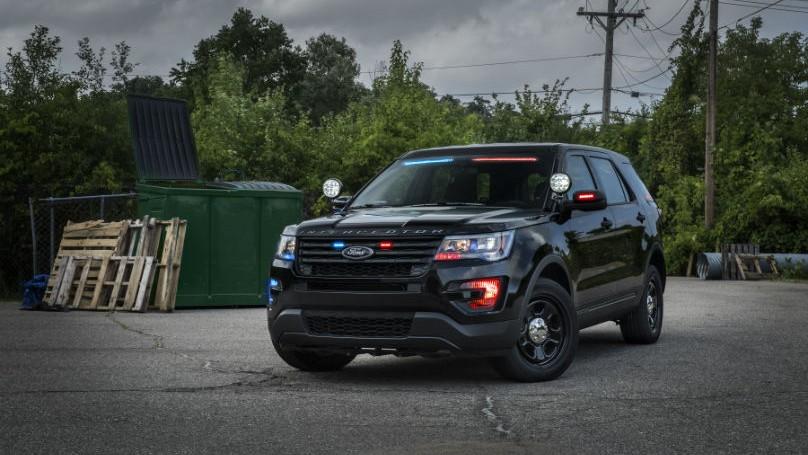 Police Stealth Lights