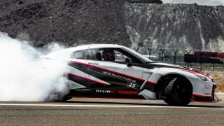 NIssan GT-R fastest drift